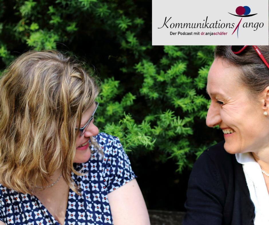 Kommunikatonstango, Folge 7: Wie du dich durch Kommunikation mit anderen verbindest