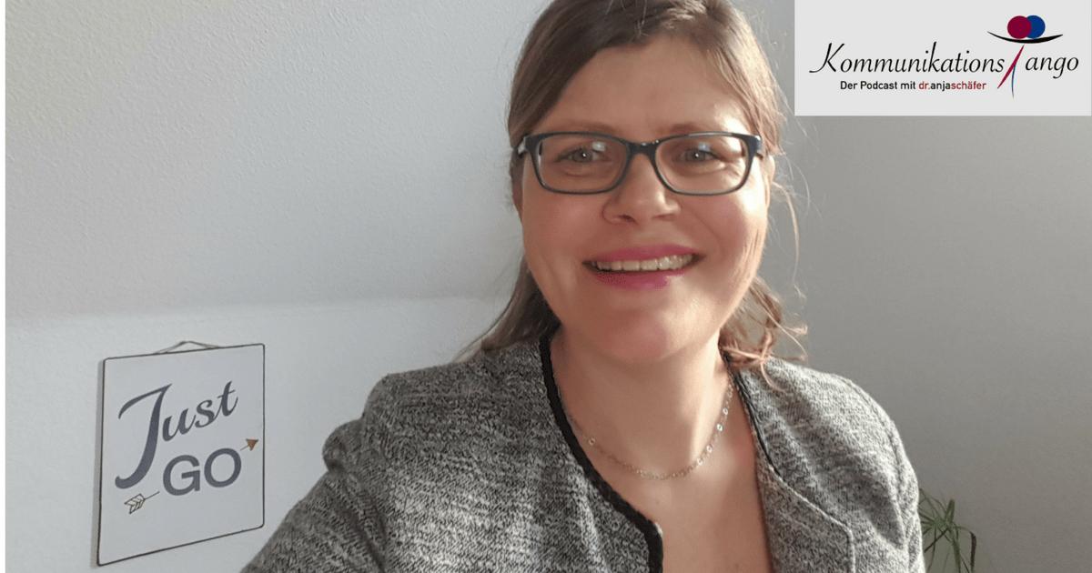 Kommunikationstango, Folg: Meine Schritte zum Erfolg