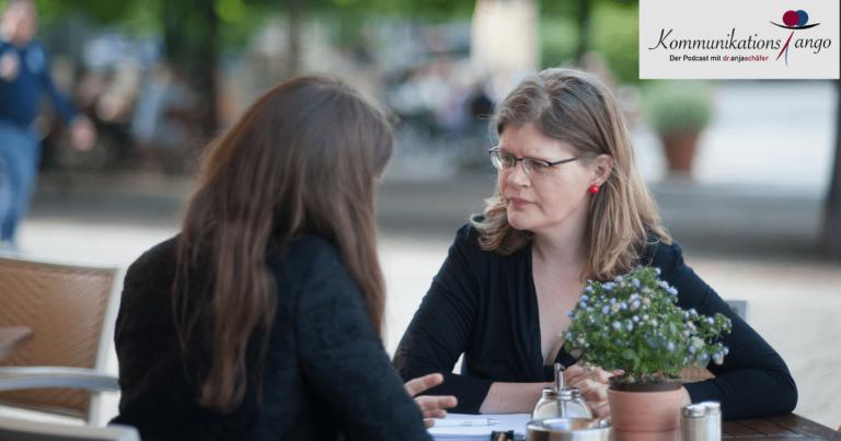 Kommunikationstango, Folge 42: Wie du Konflikte positiv handhabst