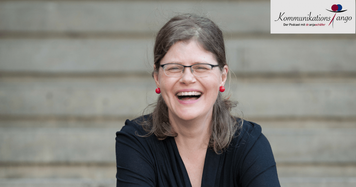 Kommunikationstango, Folge 43: Wie du den Erfolgsfaktor Lächeln im Business für dich nutzt