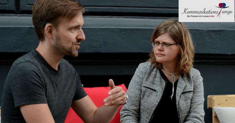 Kommunikationstango, Folge 47: Wie du im Business schlagfertig agierst