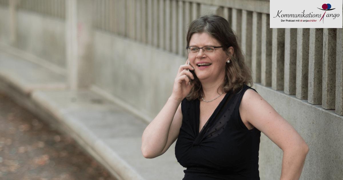 Kommunikationstango, Folge 61: Warum sich Schlagfertigkeit im Business für dich lohnt