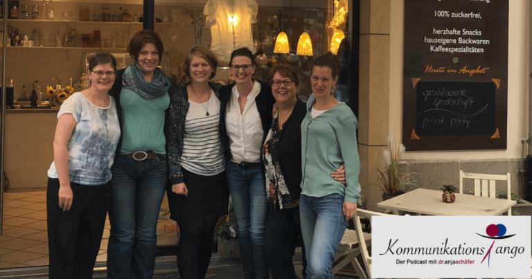 Kommunikationstango, Folge 67: Wie du auch als introvertierte Frau alles schaffst, was du willst - Interview mit Tanja Lenke