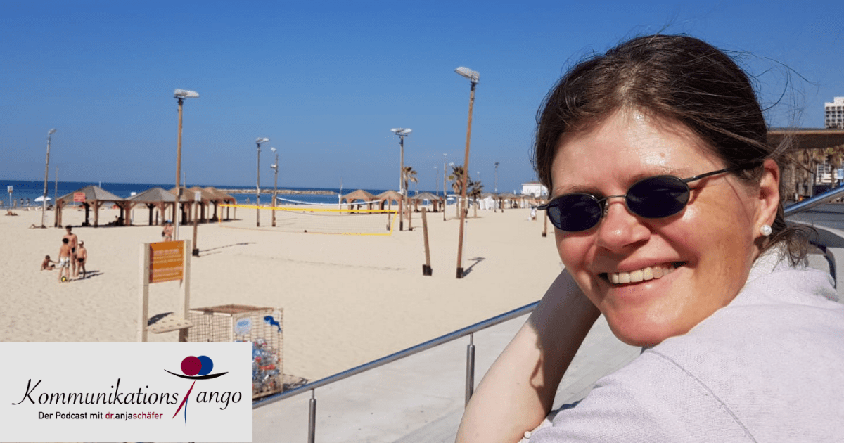 Kommunikationstango, Folge 69: Power für Gehirn und Körper: Was du für deine Leistungsfähigkeit tun kannst - Interview mit Dr. Patricia Bull