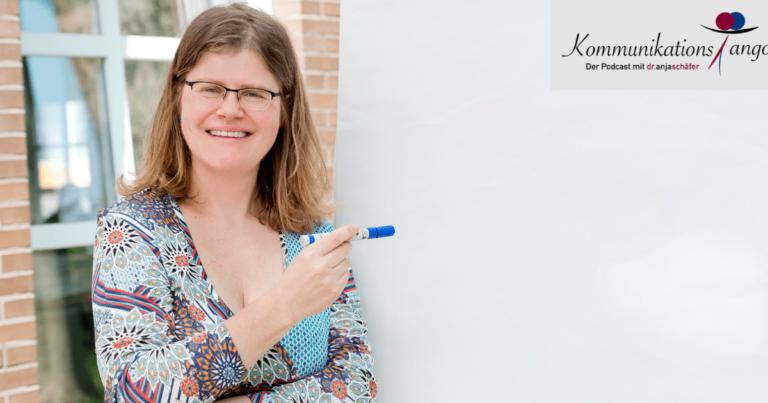 Kommunikationstango, Folge 71: Wie du die Führungsfrau in dir weckst - Interview mit Janine Tychsen