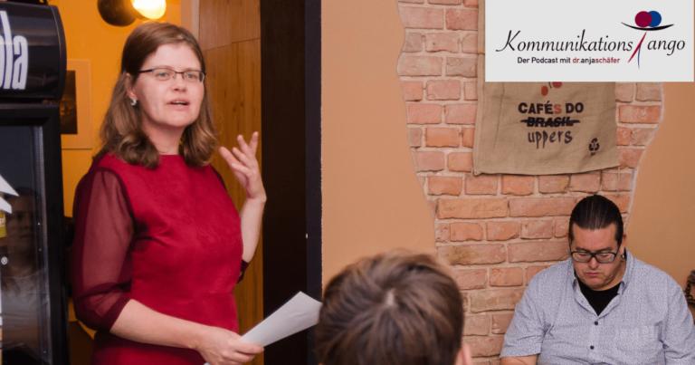 Kommunikationstango Folge 73: Wie du durch Fokus und Struktur beim Zeitmanagement mehr erreichst - Interview mit Anne Bucher