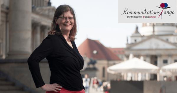 Kommunikationstango, Folge 75: Erfolgreich mit Stil - Interview mit Isabel Reussner