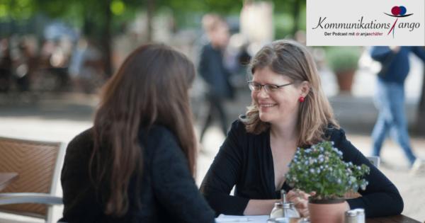 Kommunikationstango, Folge 79: Wie du die Herausforderung Mitarbeiterführung und Macht meisterst - Interview mit Ellen Preussing