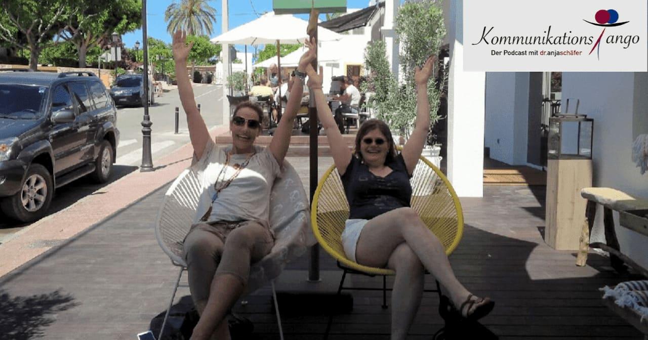 89:  Königinnen dürfen das! - Interview mit Katja Rückemann