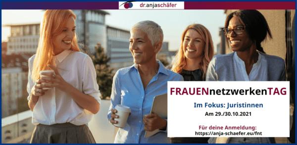 FRAUENnetzwerkenTAG - Juristinnen