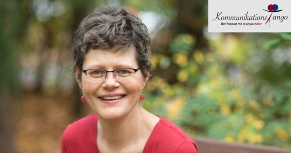 Kommunikationstango 144: Netzwerken als Lifestyle - Interview mit Marie-Ivonne Otisi-Schaarschm
